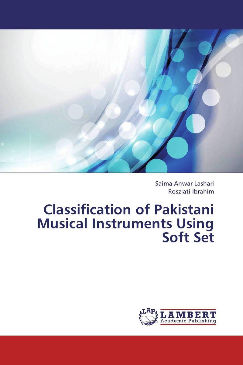 Classification of Pakistani Musical Instruments Using Soft Set
