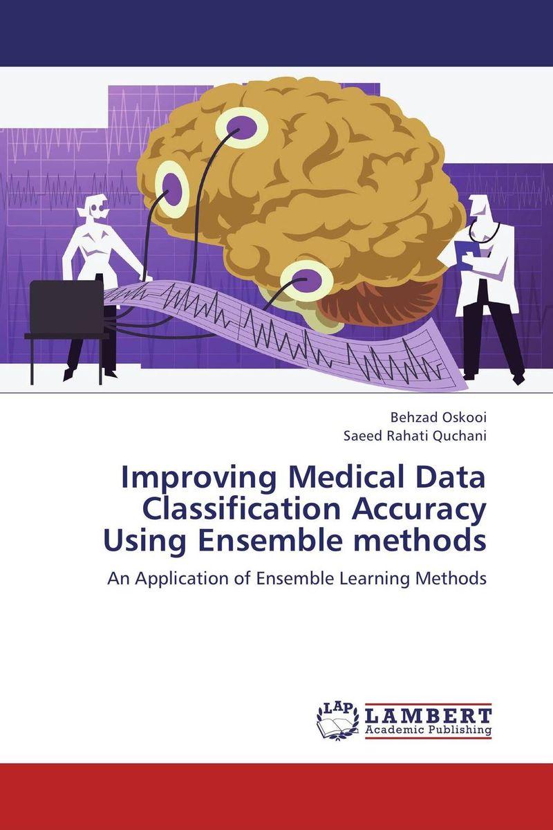 Improving Medical Data Classification Accuracy Using Ensemble methods