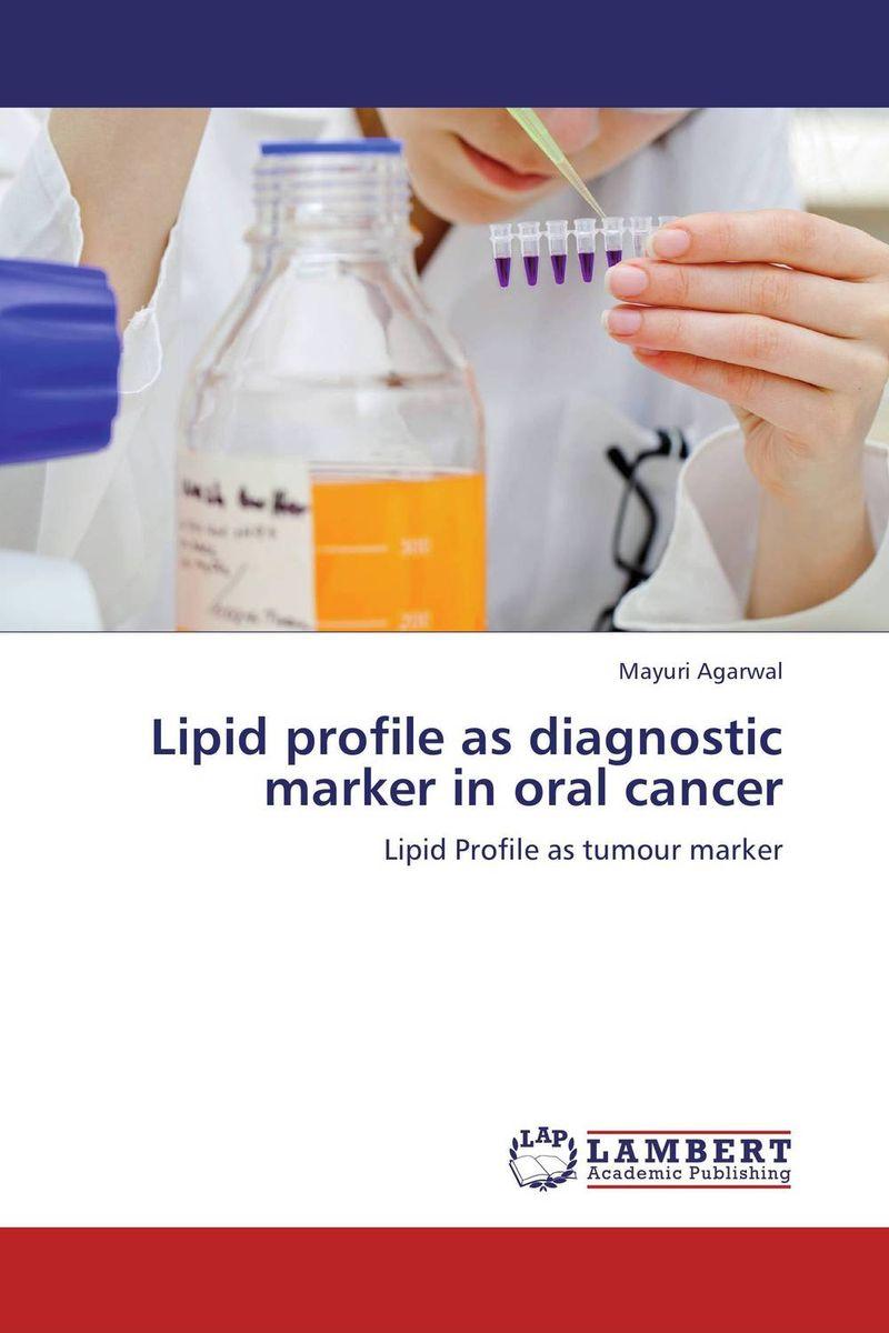 Lipid profile as diagnostic marker in oral cancer