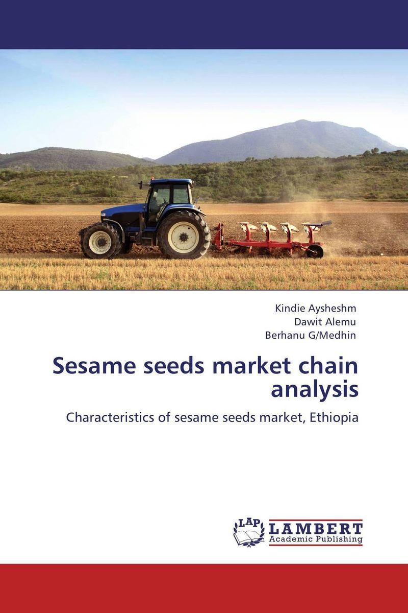 Sesame seeds market chain analysis