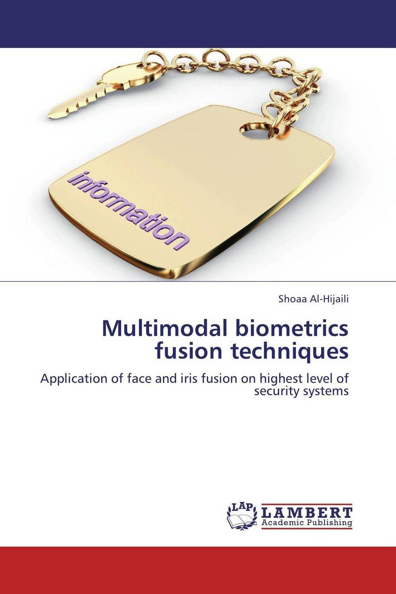 Multimodal biometrics fusion techniques