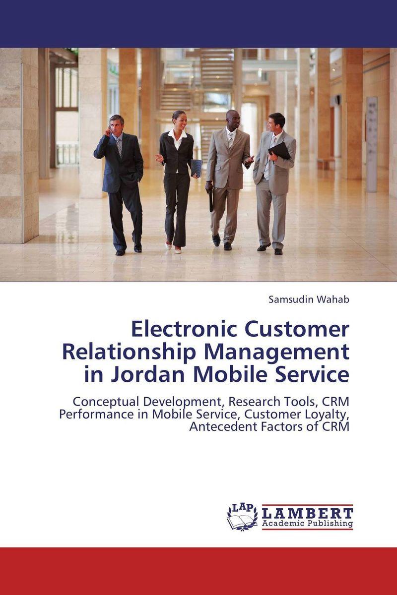 Electronic Customer Relationship Management in Jordan Mobile Service