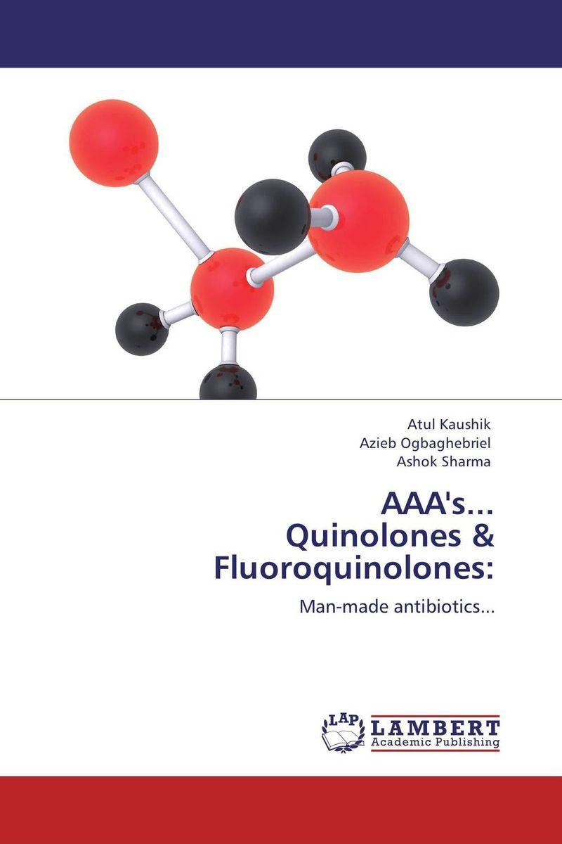 AAA's... Quinolones & Fluoroquinolones: