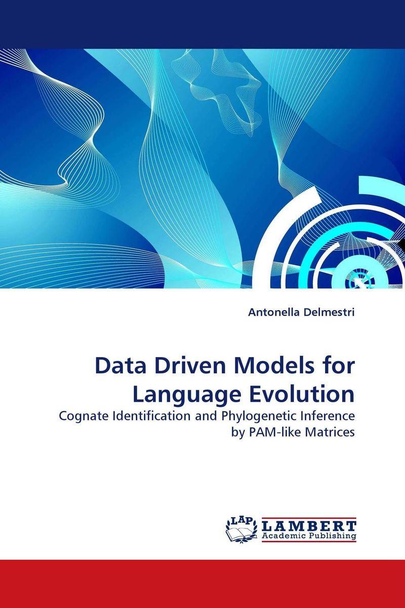 Data Driven Models for Language Evolution