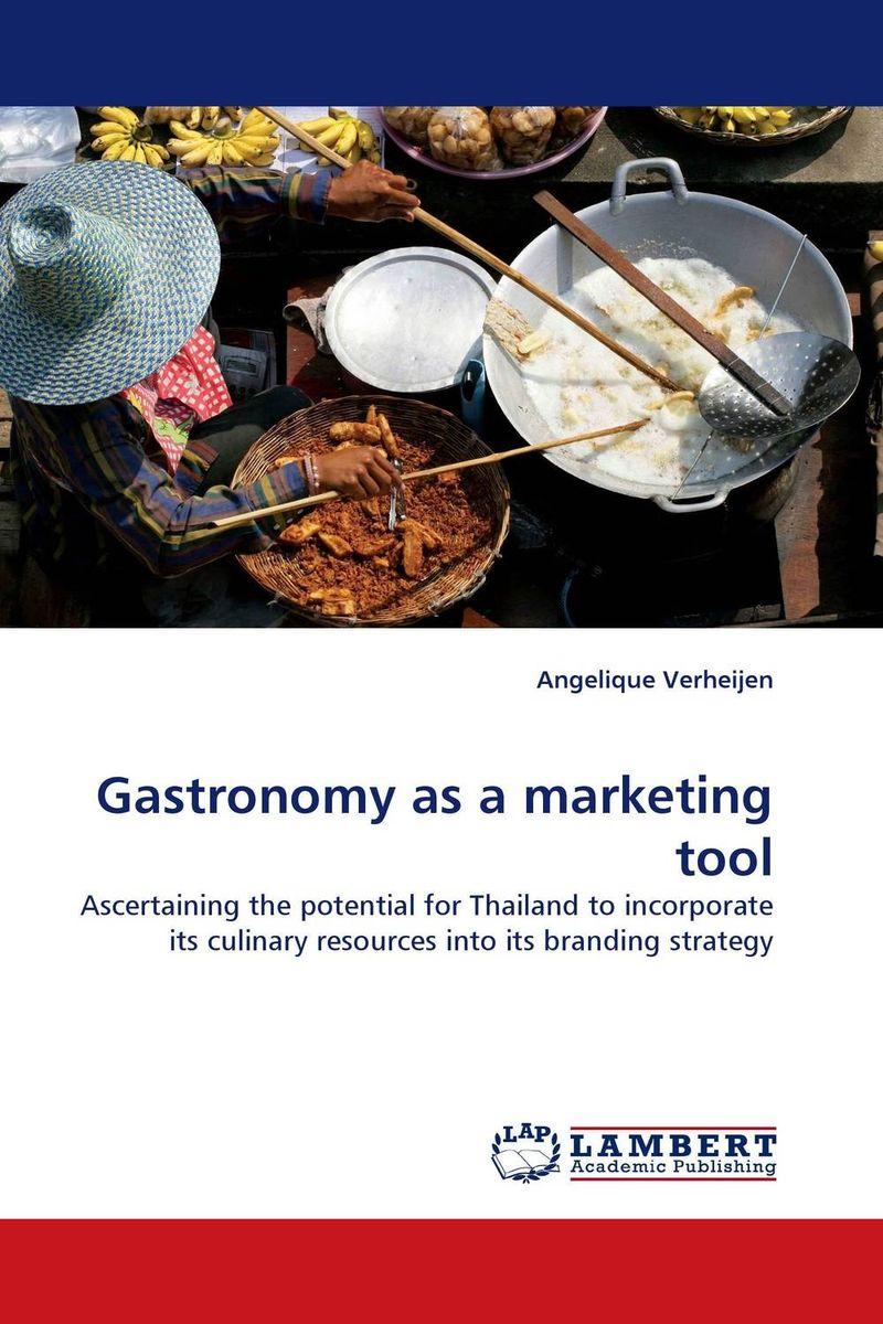 Gastronomy as a marketing tool