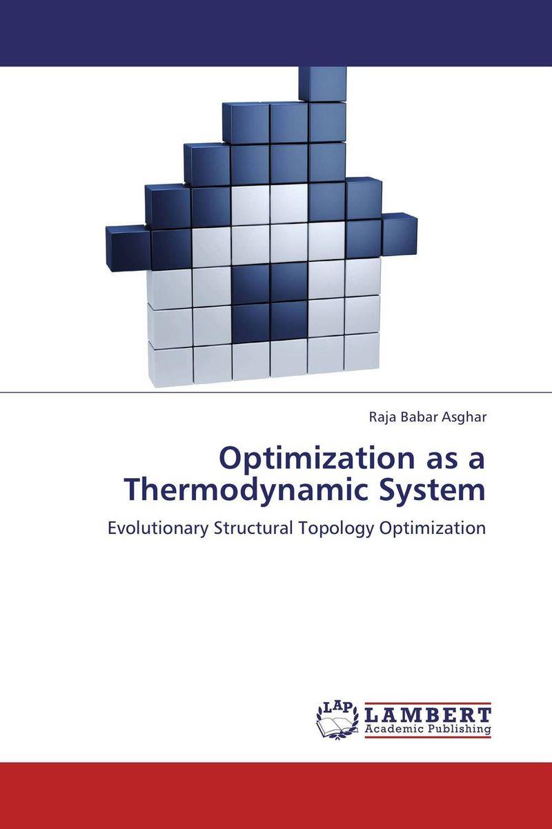 Raja Babar Asghar Optimization as a Thermodynamic System raja abhilash punagoti and venkateshwar rao jupally introduction to analytical method development and validation