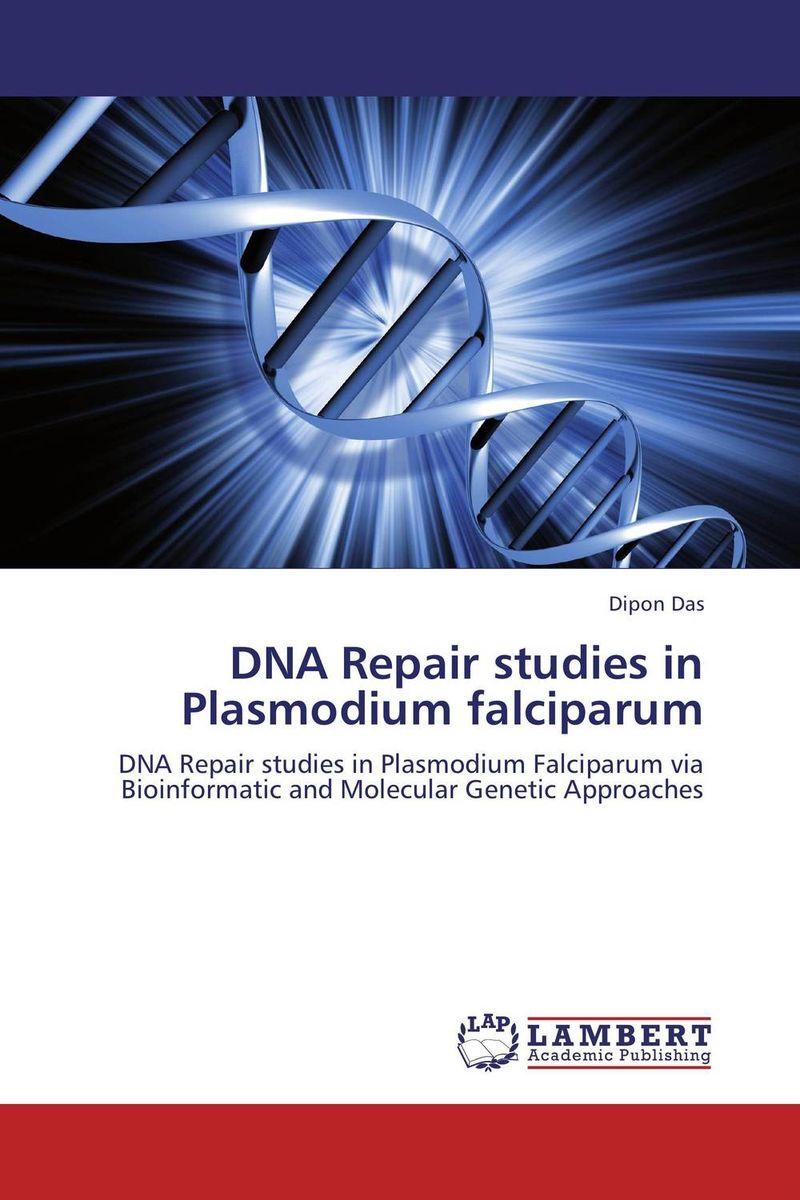 DNA Repair studies in Plasmodium falciparum