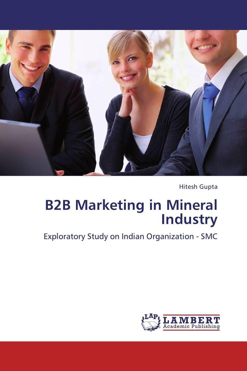 B2B Marketing in Mineral Industry
