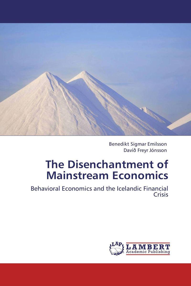 The Disenchantment of Mainstream Economics