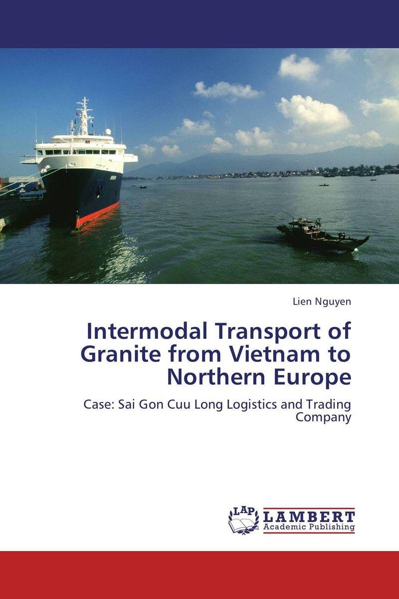 Intermodal Transport of Granite from Vietnam to Northern Europe