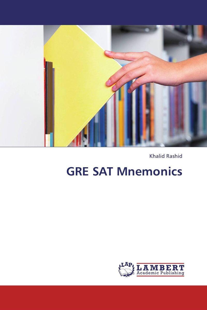GRE SAT Mnemonics