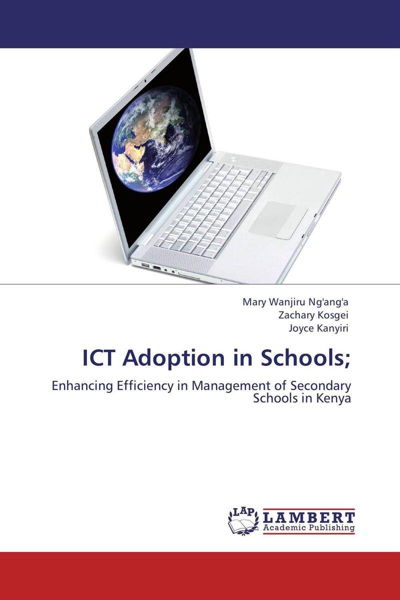 ICT Adoption in Schools;