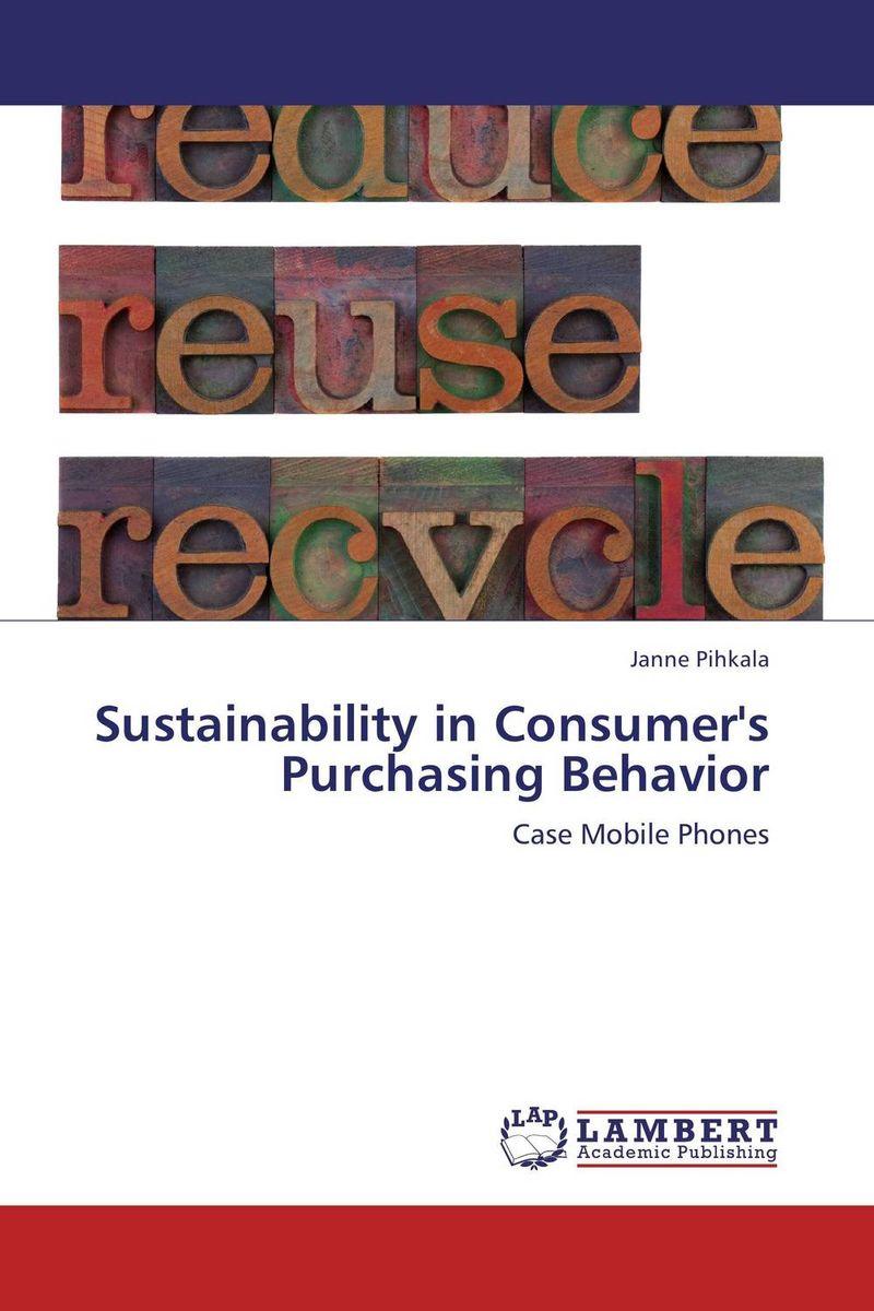 Sustainability in Consumer's Purchasing Behavior