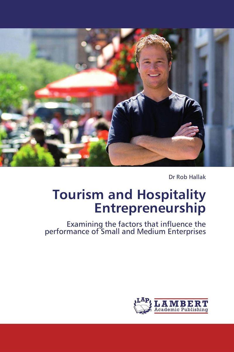 Tourism and Hospitality Entrepreneurship