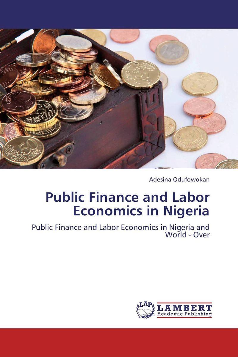Public Finance and Labor Economics in Nigeria