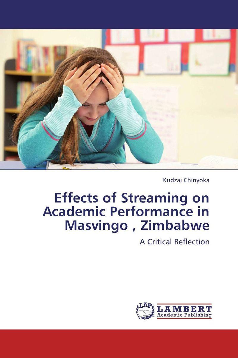 angus c f kwok effects of economic performance and immigration on kudzai chinyoka effects of streaming on academic performance in masvingo zimbabwe angus c f kwok effects