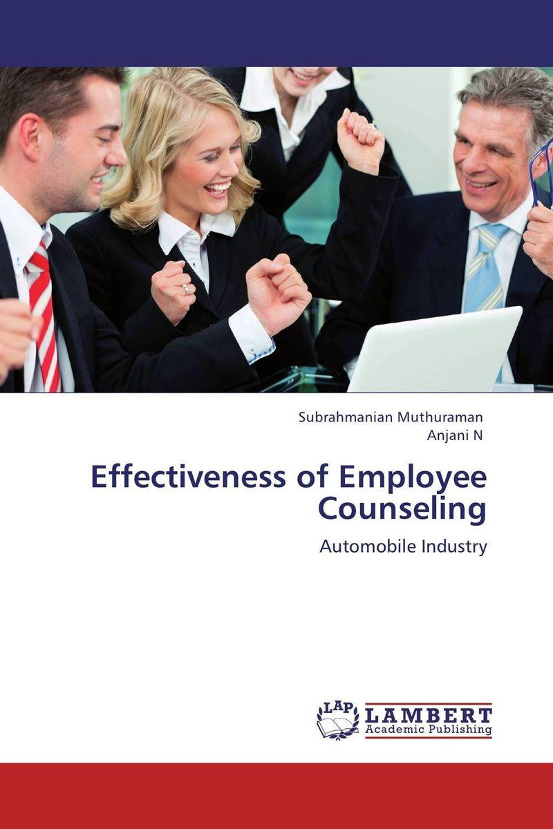 Effectiveness of Employee Counseling