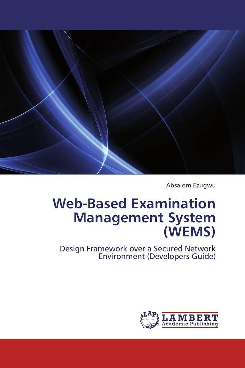 Web-Based Examination Management System (WEMS)