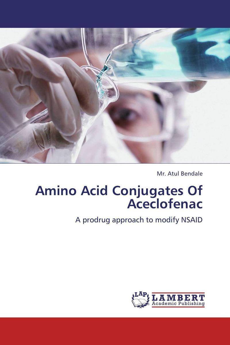 Amino Acid Conjugates Of Aceclofenac