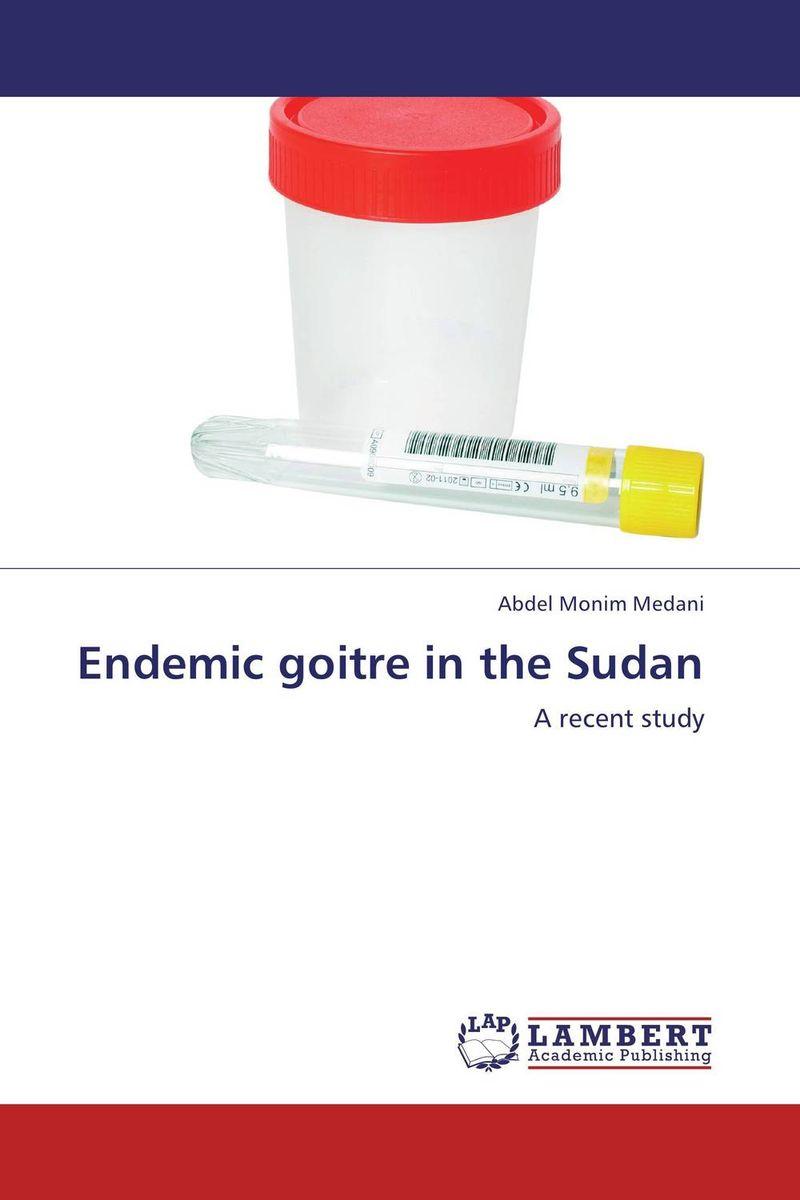 Endemic goitre in the Sudan