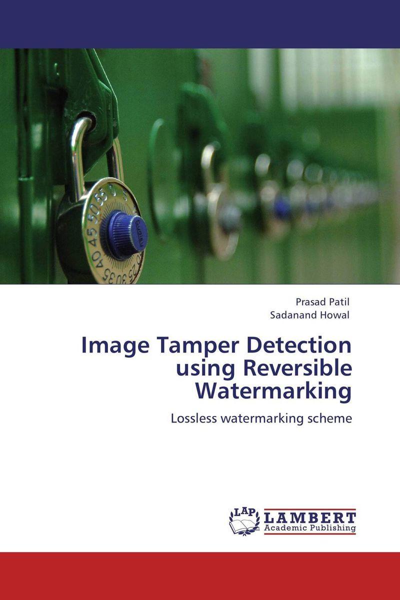 Image Tamper Detection using Reversible Watermarking
