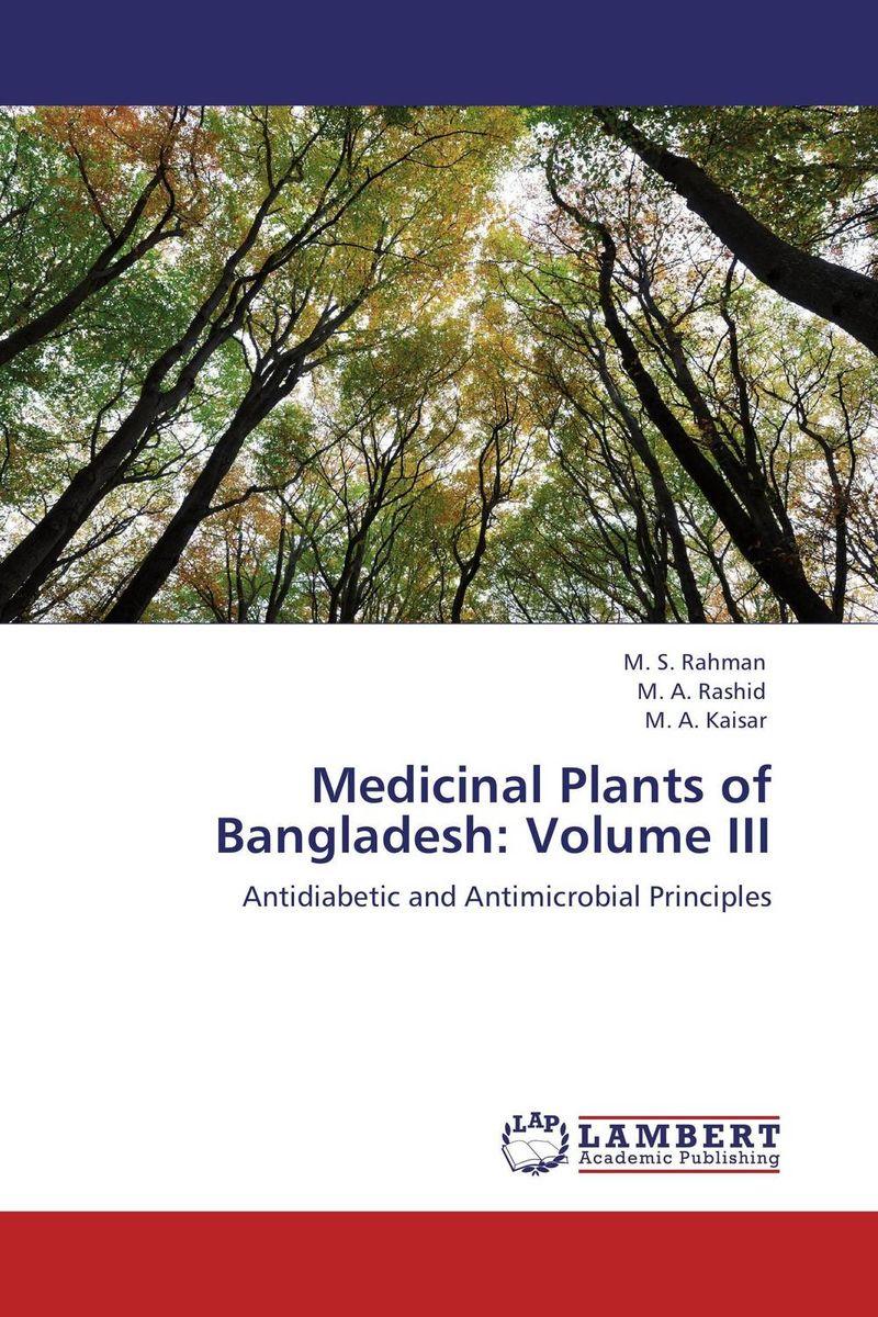 Medicinal Plants of Bangladesh: Volume III