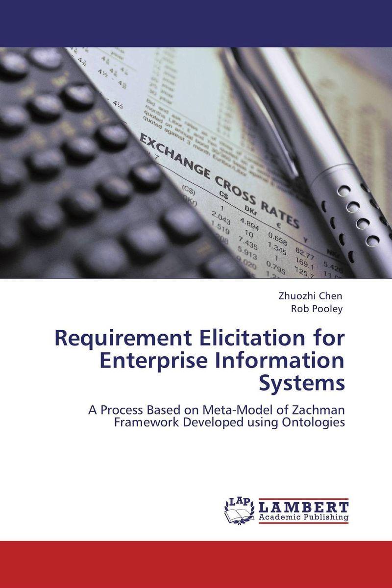 Requirement Elicitation for Enterprise Information Systems