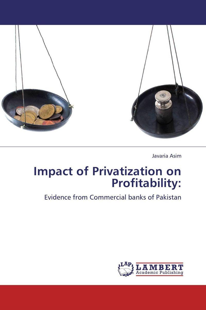 Impact of Privatization on Profitability: