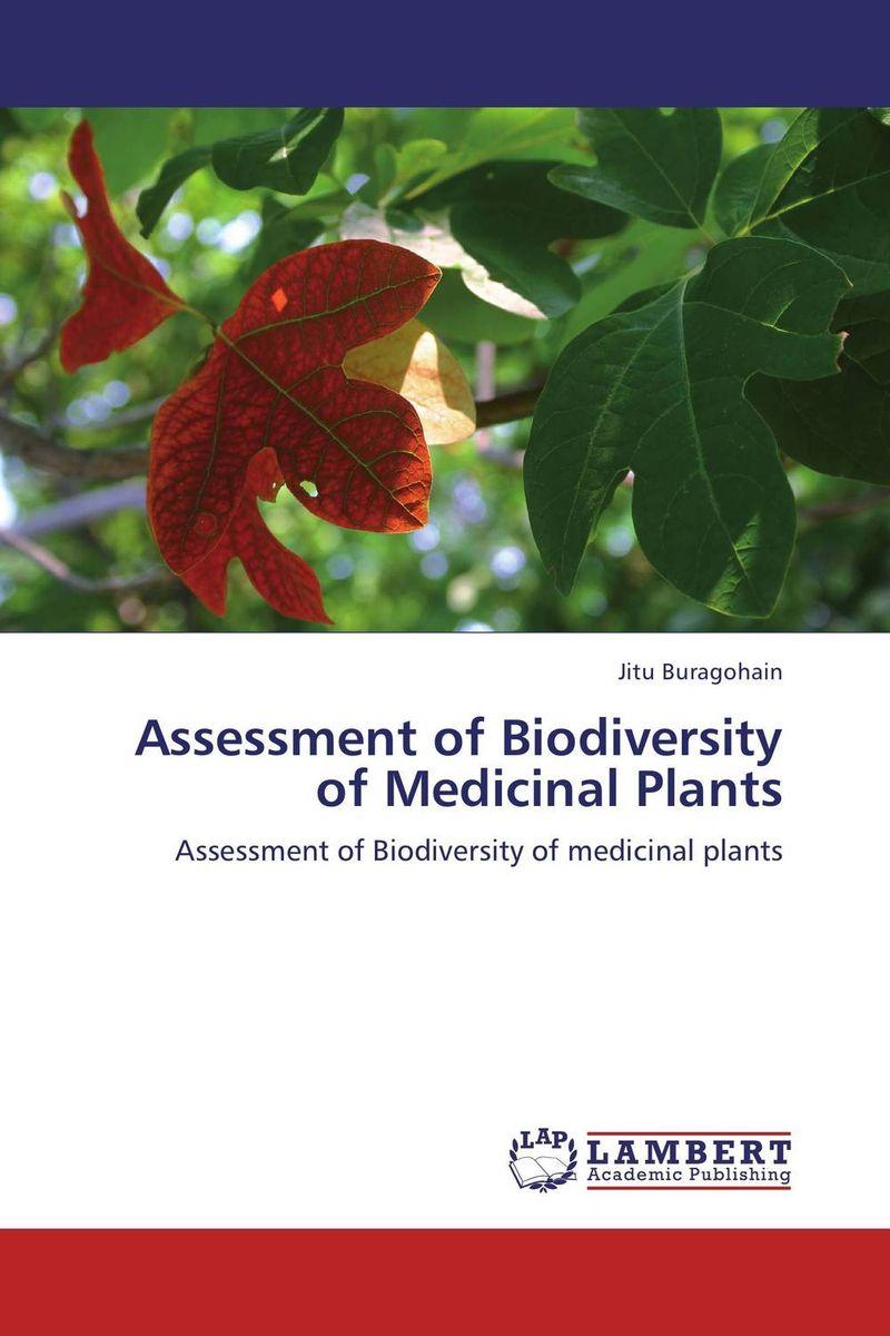 Jitu Buragohain Assessment of Biodiversity of Medicinal Plants george varghese diana john and solomon habtemariam medicinal plants for kidney stone a monograph