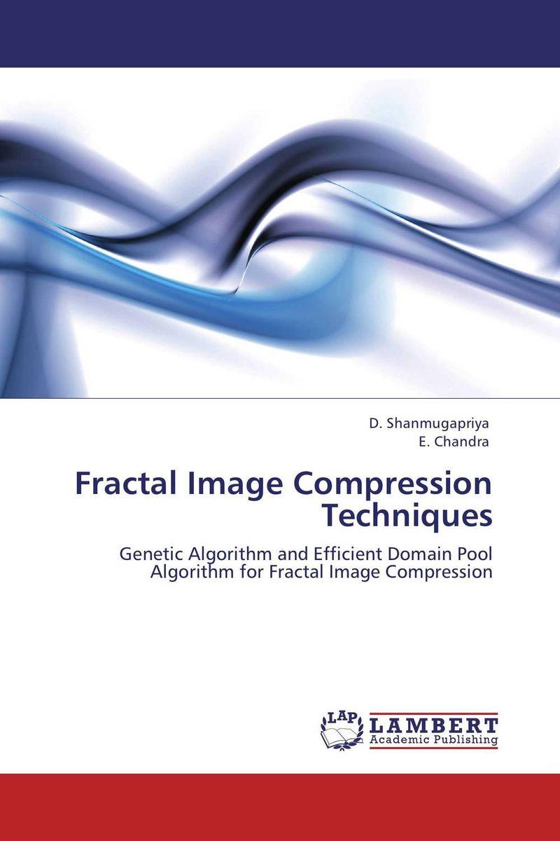 Fractal Image Compression Techniques