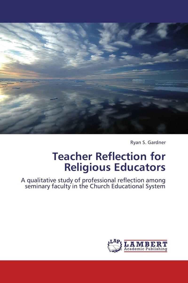 Teacher Reflection for Religious Educators