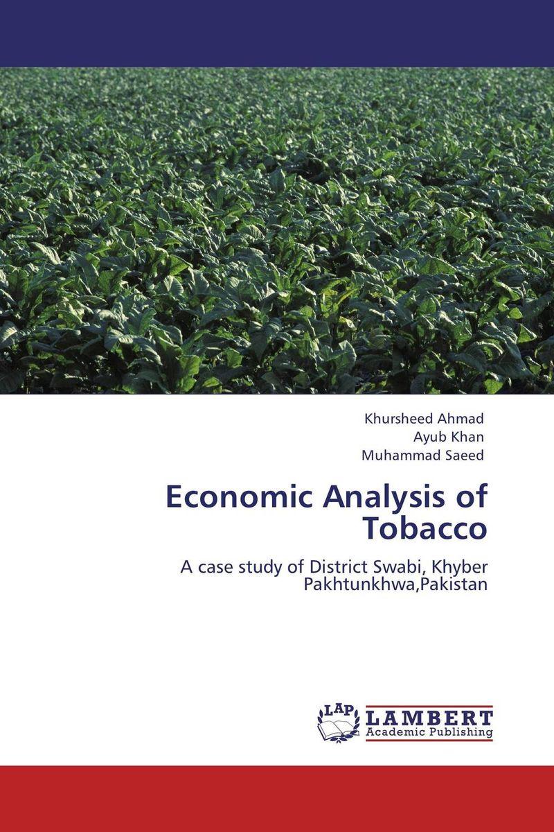 Economic Analysis of Tobacco