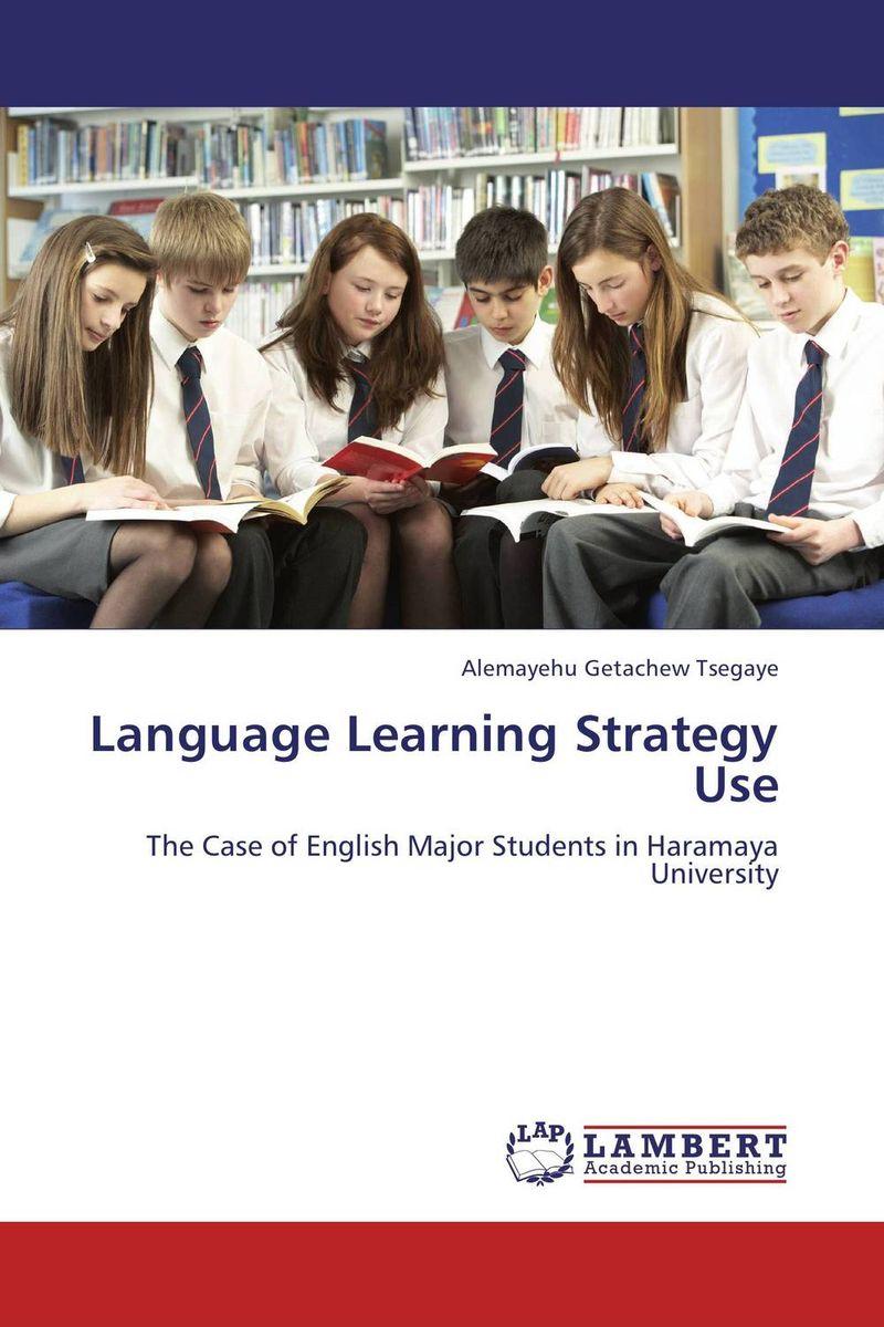 Language Learning Strategy Use