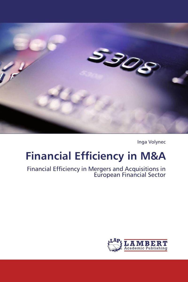 Financial Efficiency in M&A