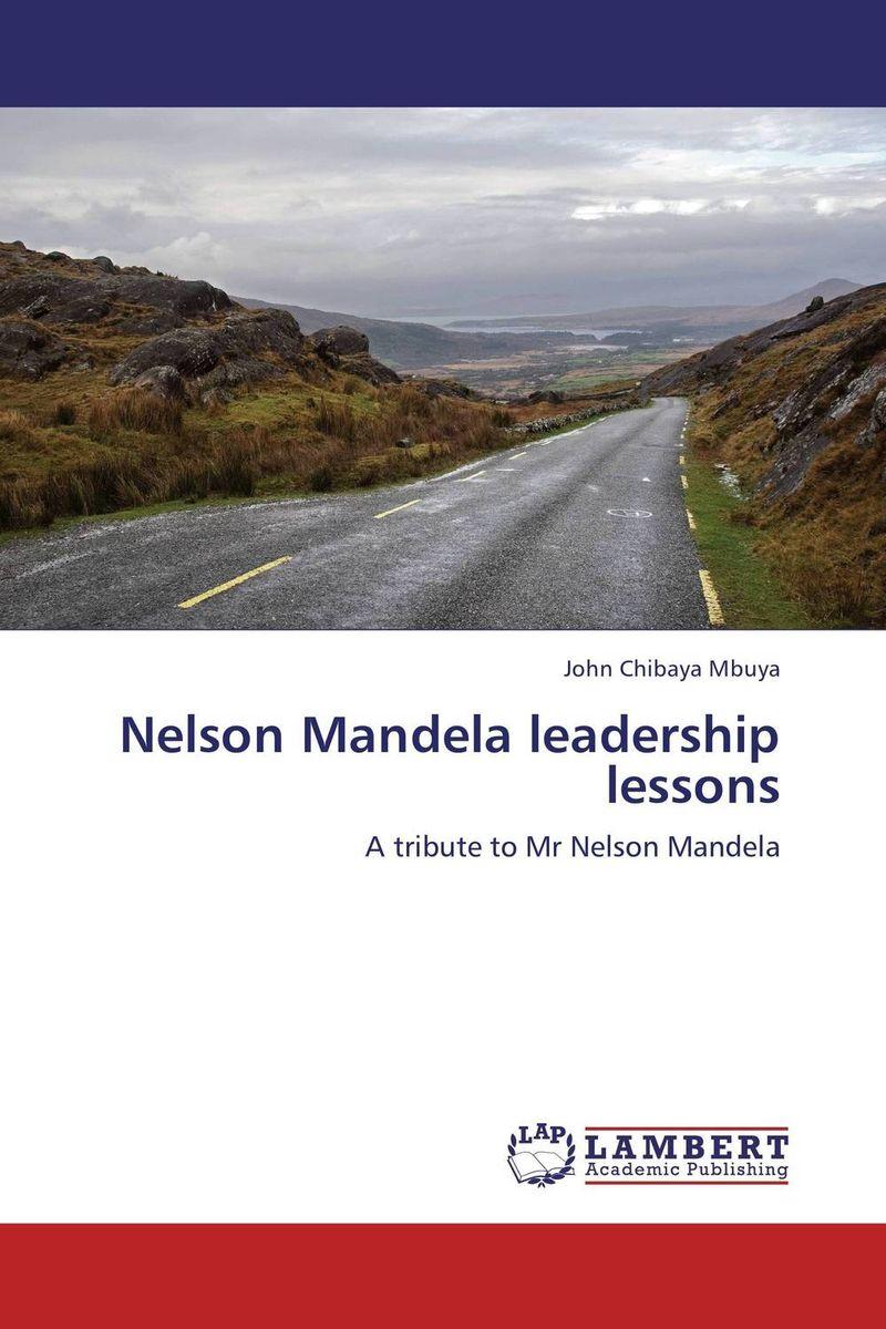 Nelson Mandela leadership lessons