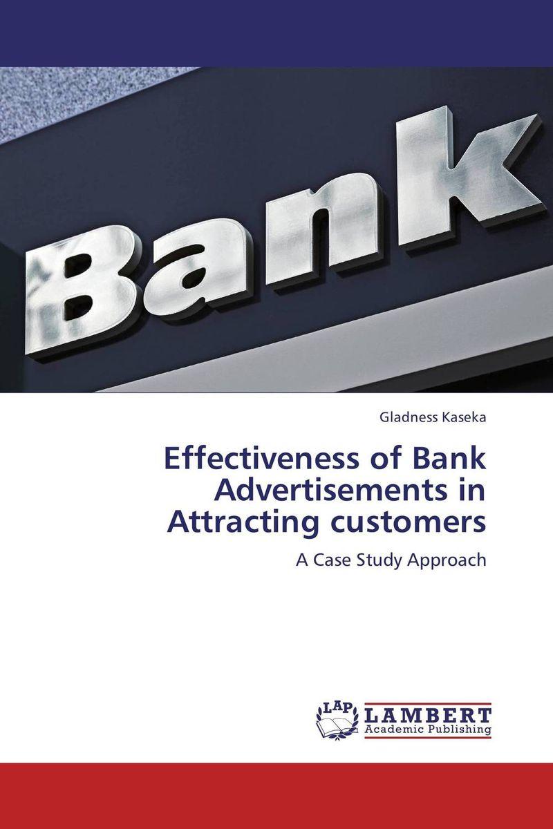 Effectiveness of Bank Advertisements in Attracting customers