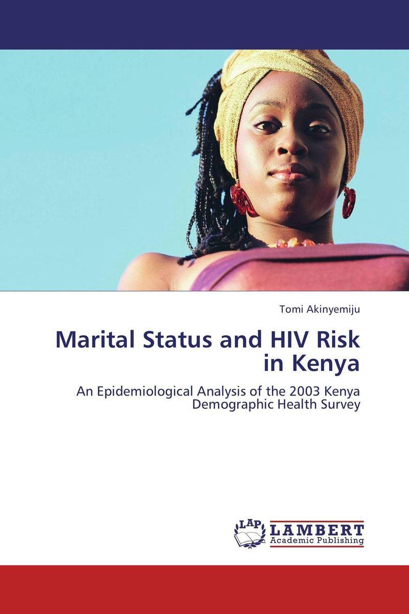 Marital Status and HIV Risk in Kenya
