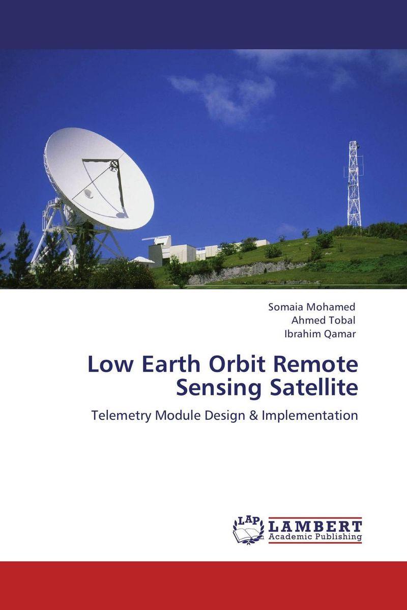Low Earth Orbit Remote Sensing Satellite