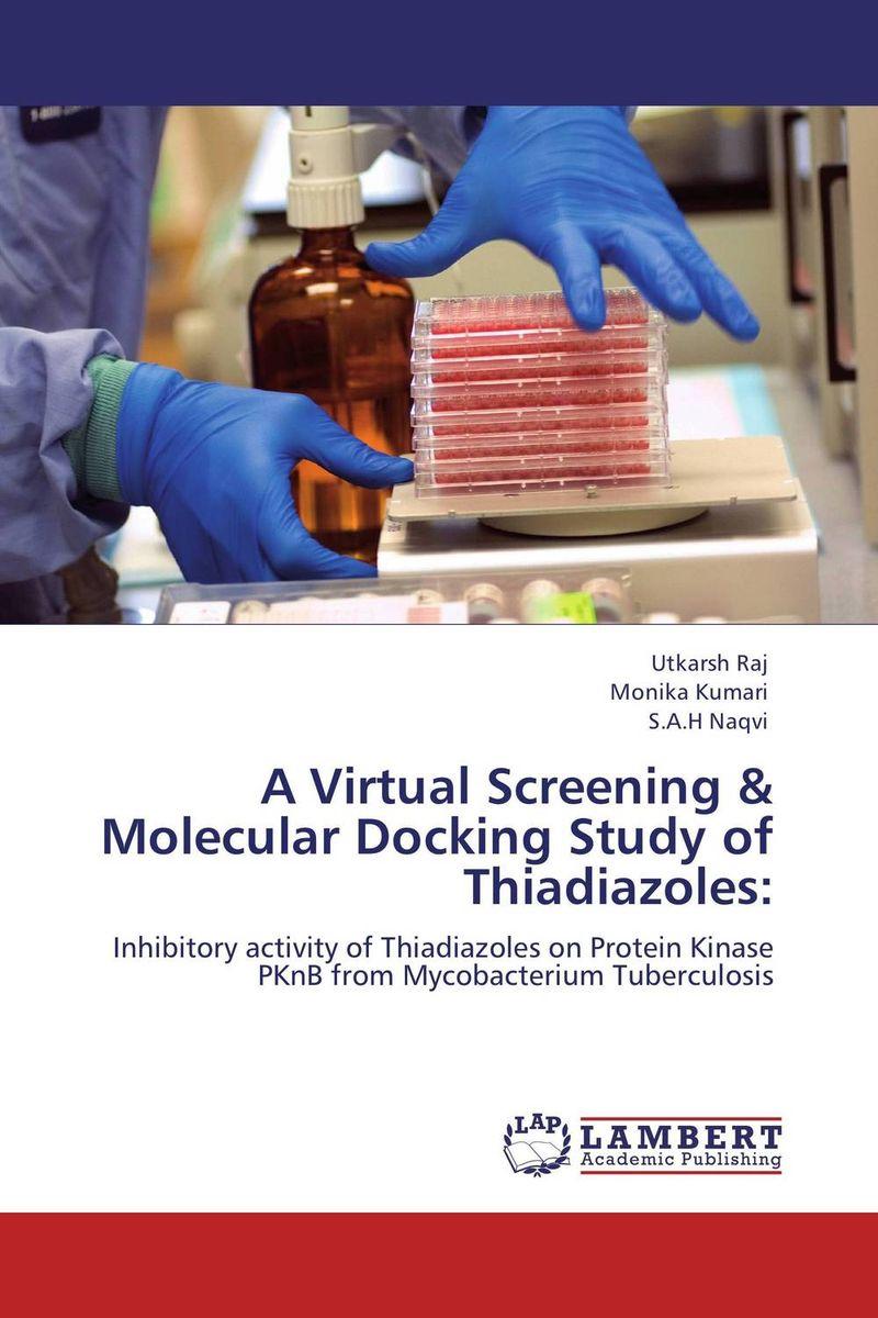 A Virtual Screening & Molecular Docking Study of Thiadiazoles: