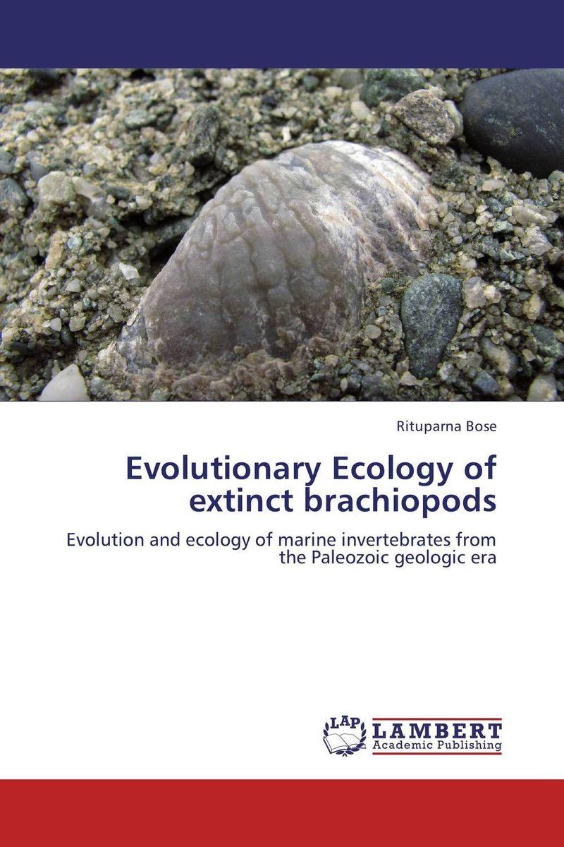 Evolutionary Ecology of extinct brachiopods