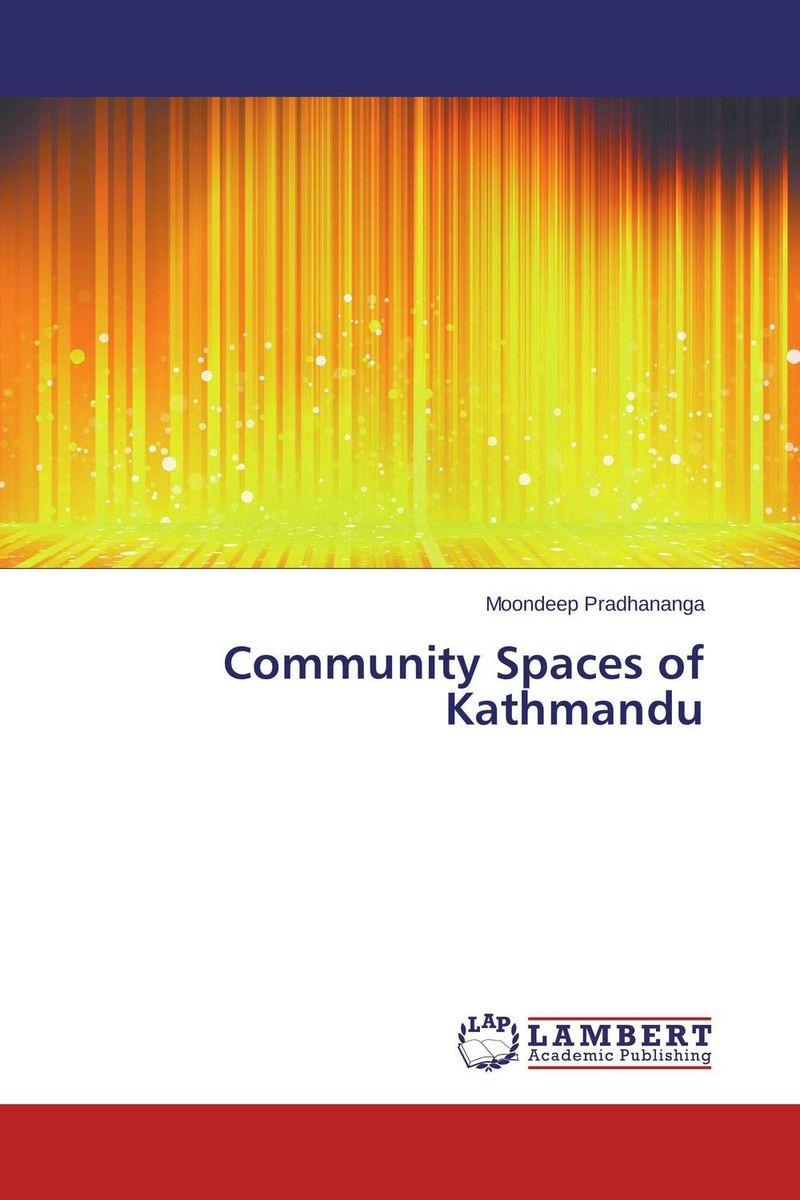 Community Spaces of Kathmandu