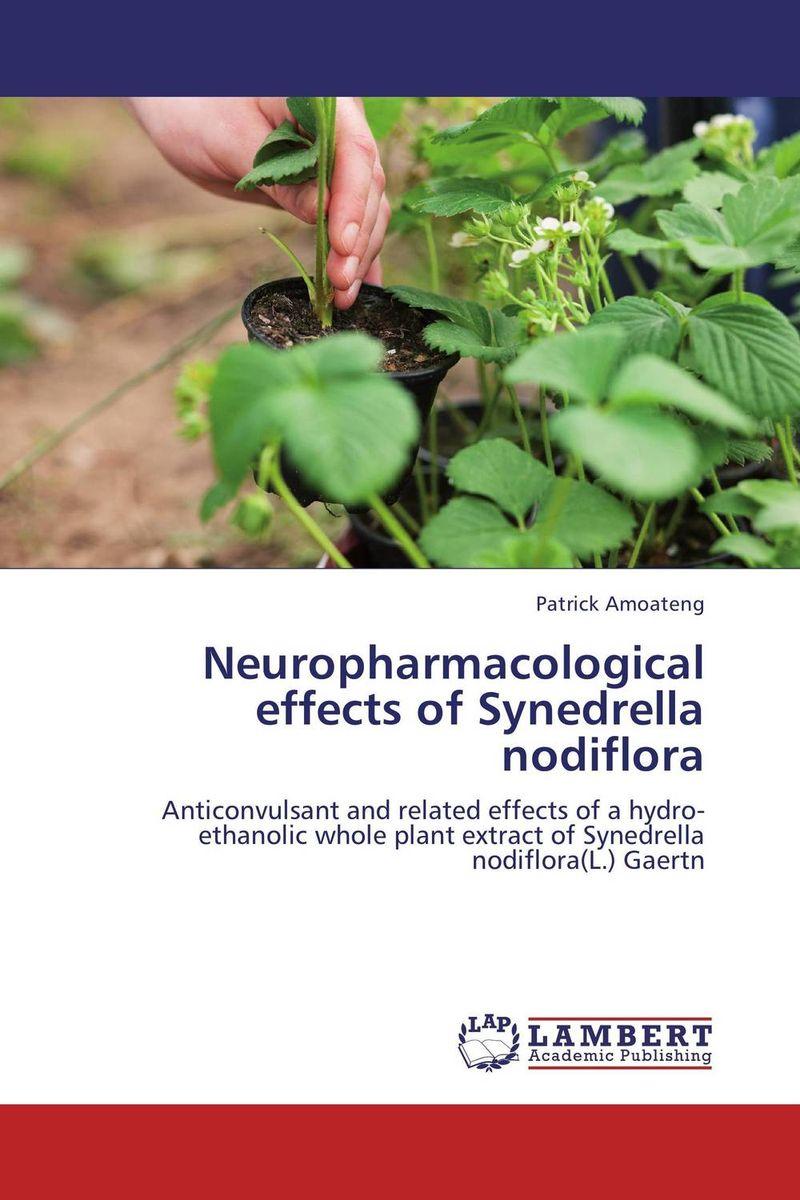 Neuropharmacological effects of Synedrella nodiflora