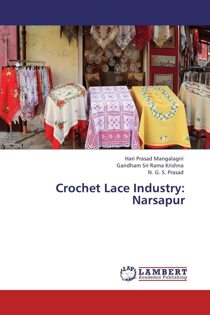 Crochet Lace Industry: Narsapur