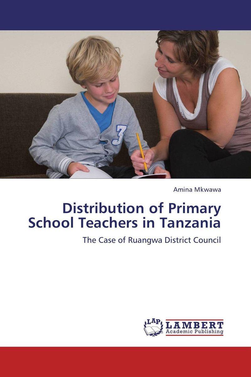 Distribution of Primary School Teachers in Tanzania