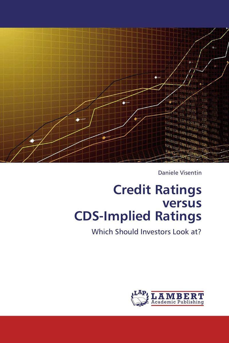 Credit Ratings versus CDS-Implied Ratings