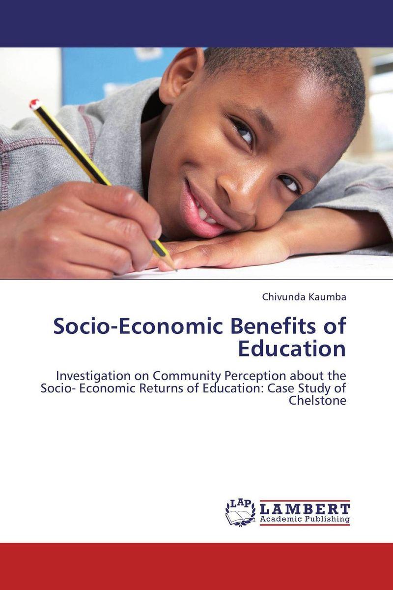 Socio-Economic Benefits of Education
