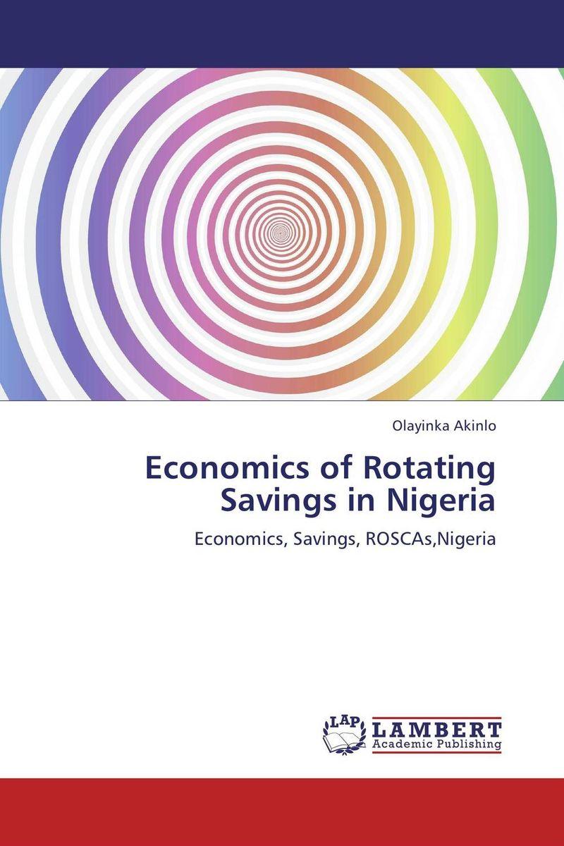 Economics of Rotating Savings in Nigeria