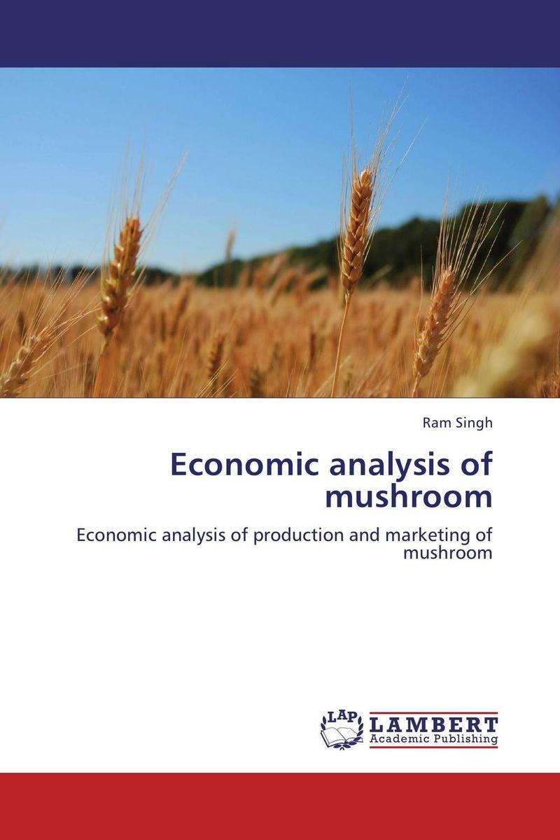 Ram Singh Economic analysis of mushroom ranbir singh and amarjit singh status of haryana tourism