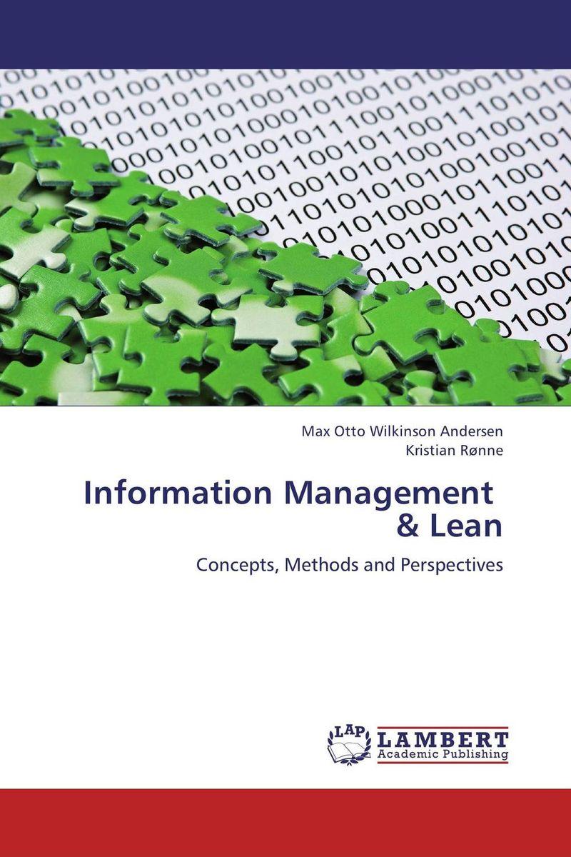 Information Management & Lean