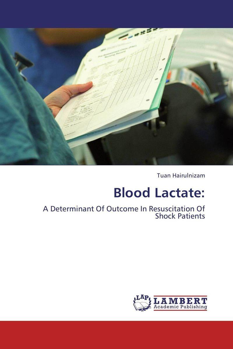 Blood Lactate: